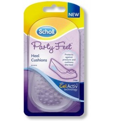 PLANTARE ORTOPEDICO SCHOLL PARTY FEET GEL ACTIVE TALLONE