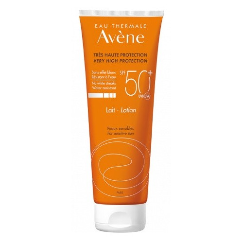 EAU THERMALE AVENE SOLARE LATTE SPF50+ 250 ML