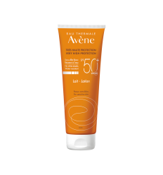 EAU THERMALE AVENE SOLARE LATTE SPF50+ 100 ML