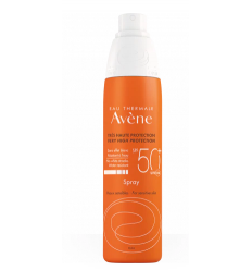 AVENE SOLARE SPRAY SPF50+ 200 ML