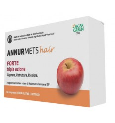 Annurmets Hair Forte 60 Compresse