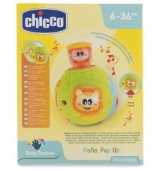 Chicco Gioco Palla Pop Up
