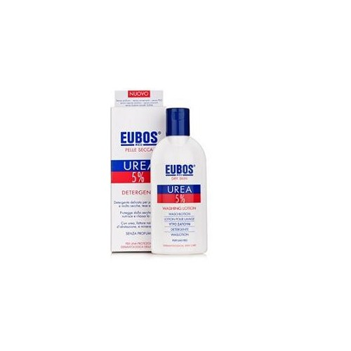 EUBOS UREA 5% DETERGENTE 200 ML