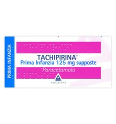 Tachipirina Prima Infanzia Supposte