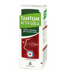 TANTUM VERDE GOLA SPRAY 250 MG/100 ML