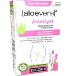 ALOEVERA2 ALOECYST 15 STICKPACK 10 ML