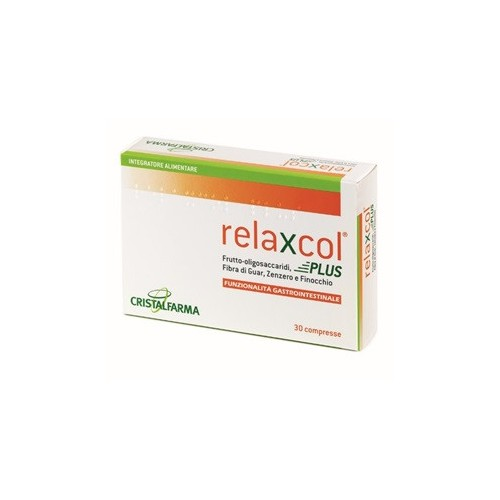 934028794-RELAXCOL PLUS 30 COMPRESSE