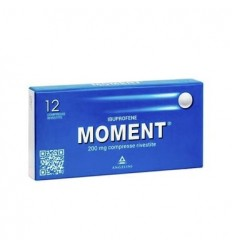 Moment 12Compresse 200mg
