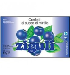 ZIGULI MIRTILLO 36 PALLINE 22 G