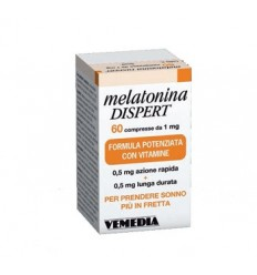 MELATONINA DISPERT 1MG...