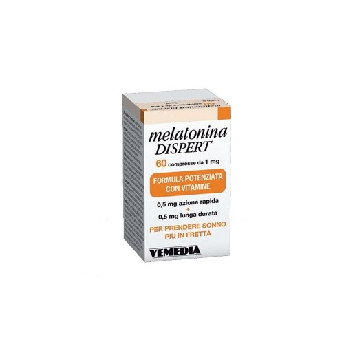 MELATONINA DISPERT 1MG COMPRESSE