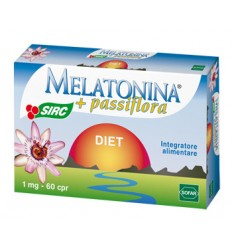 MELATONINA DIET 60 COMPRESSE