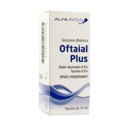 OFTAIAL PLUS FLACONE 10ML