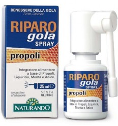 RIPARO GOLA SPRAY 25 ML