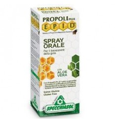 EPID SPRAY OROSOLUBILE ALOE 15 ML