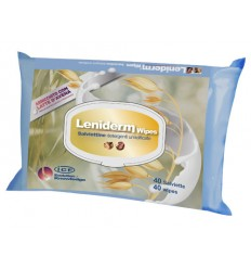 LENIDERM WIPES POCKET 40 STRAPPI